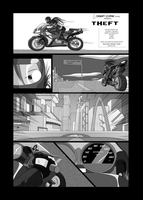 Theft page 1 by Seathon