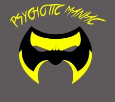 Psycho Logo by RAYN3R-4rt