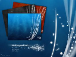 Wallpaper Pack: Abstract, 1 by Nyx-art
