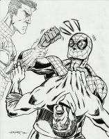 SUPERIOR SPIDER-MAN: STAY YOUR HAND! by FanBoy67