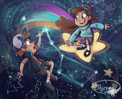 Stars by sharkie19