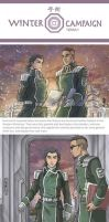 LOK Book 3.5 - Kuvira's Unification Campaign by Terra7