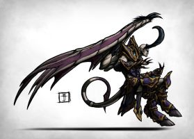DOTA - Balanar the Night Stalker by Geoffrey-E