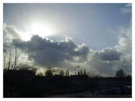 Dutch Clouds by rosanakooymans
