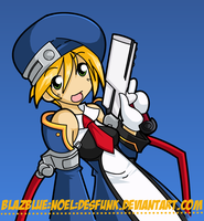 BlazBlue Noel by desfunk