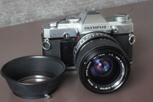 Olympus OM30 by TLO-Photography