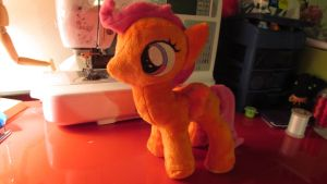 Scootaloo plush .:SOLD:. by Chibi-Katie