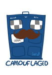 DW: TARDIS in disguise by saladsalty