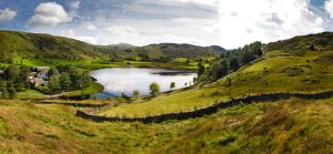 Watendlath Tarn, Derwent Water by CumbriaCam