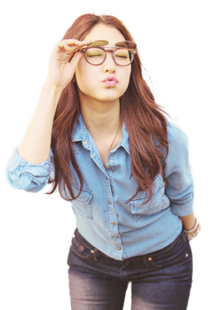 Park Shin Hye PNG [Render] by GAJMEditions