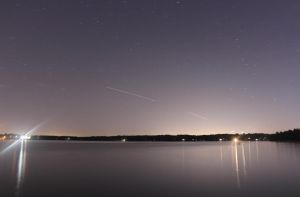 LADEE Launch 2nd/3rd Stages by harbingerdawn