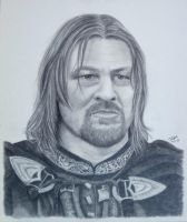 Boromir by theant4