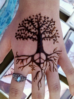 Peace Tree by ttiffani12892