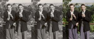 BandW Photo Restore and Colour by nedg67