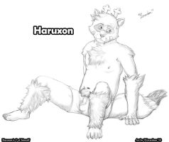 Commission - Haruxon by Gerardson