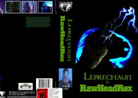 Leprechaun vs. Rawhead Rex DVD cover by SteveIrwinFan96
