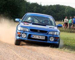 :: impreza sideways :: by Banshee07