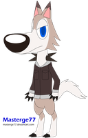 Hunter the Lycanroc by Masterge77