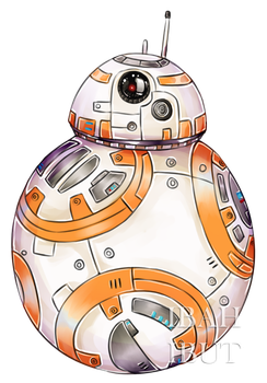 BB-8 by ibahibut