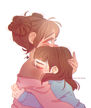 sisters by Celiicmon