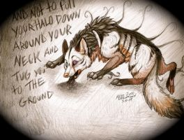 .. Your Halo Slipping Down .. by NatsumeWolf