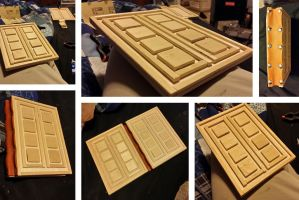 Making a River Song Journal by NickDClements