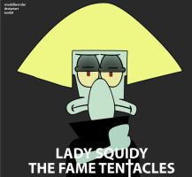 The Fame Tentacles by oneskillwonder