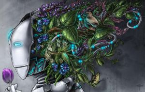 Transmissions in Bloom by Cnids