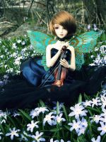 I do believe in fairies by digitalTouch