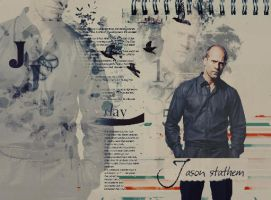 Jason Statham by shosheta