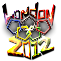 2012 London Olympics Logo 3.5 by Rubyian