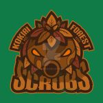 Kokiri Forest Scrubs (Zelda Team Tees) by 8-Bit-Hobo