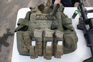 Utility Vest by lighthousegraphics