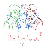The Fire Ferrets WIP by quidditchchick004