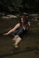 Siren of Shallow Water by lindowyn-stock