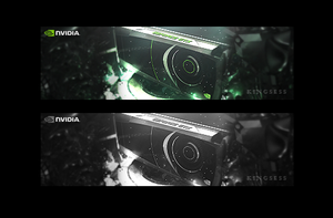 Nvidia Geforce Card Signature by kingsess