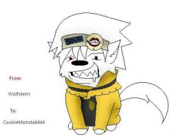 Soul Eater The Wolf by Wolfsterrr