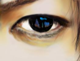 Teru's eye by shley77