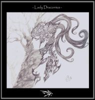 Lady Draconius by darthhorus