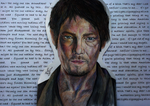 Norman Reedus   Daryl Dixon by Vict0riaZ