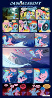 Dash Aacademy 6- The secrets we keeps Part 9 Oc by Simocarina