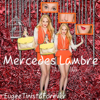 Blend Mercedes Lambre by EugeeTinistaForever