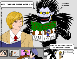 Death Note Children's Book by SailorEnergy