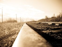 Old Railroad by Super-Studio