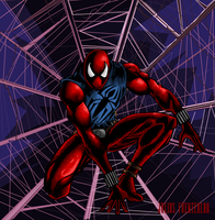 Scarlet Web by JuliusC1224