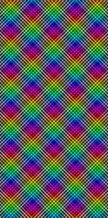 Rainbow Plaid [Custom Box BG ((EXTENDED))] by darkdissolution