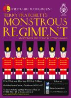 Monstrous Regiment Poster by oskila