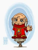 Lil Dungeon Master by lordmesa