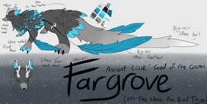 Fargrove - The Lissk God of the Cosmos - by TheHayzlenut