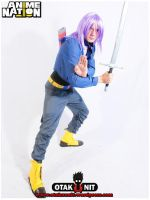 Trunks do Futuro by lordproject